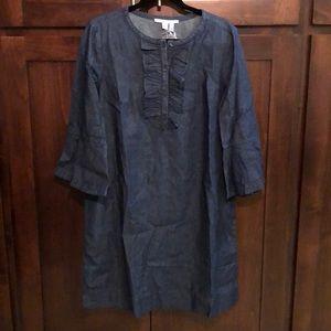 Women's Chambray Dress